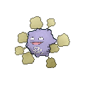 Koffing Buddy Dystans