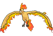 Moltres Buddy Dystans