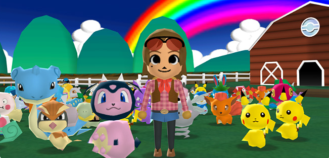 My_Pokémon_Ranch_screenshot