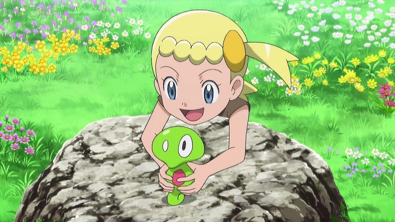 Who Is Squishy In Pokemon Xyz : Premiera Pokemon seria: XYZ za nami! Wrazenia z pierwszego odcinka - PokeSerwis.pl