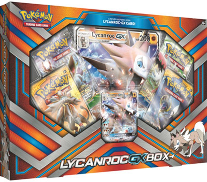 lycanroc-gx-box