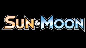 Logo Pokémon TCG: Sun & Moon