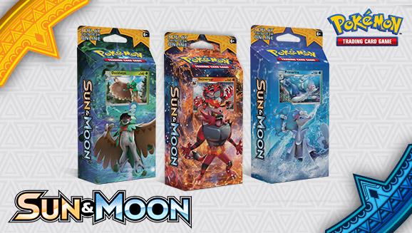 Blok Sun i Moon będzie miał premierę za niecałe dwa tygodnie, ale jego pierwsze talie można zakupić już dziś