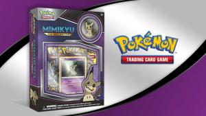 Mimikyu Pin Collection przywodzi na myśl zeszłoroczne zestawy poświęcone Mitycznym Pokémonom