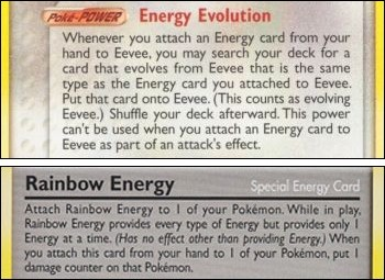 Eevee UF, Rainbow Energy