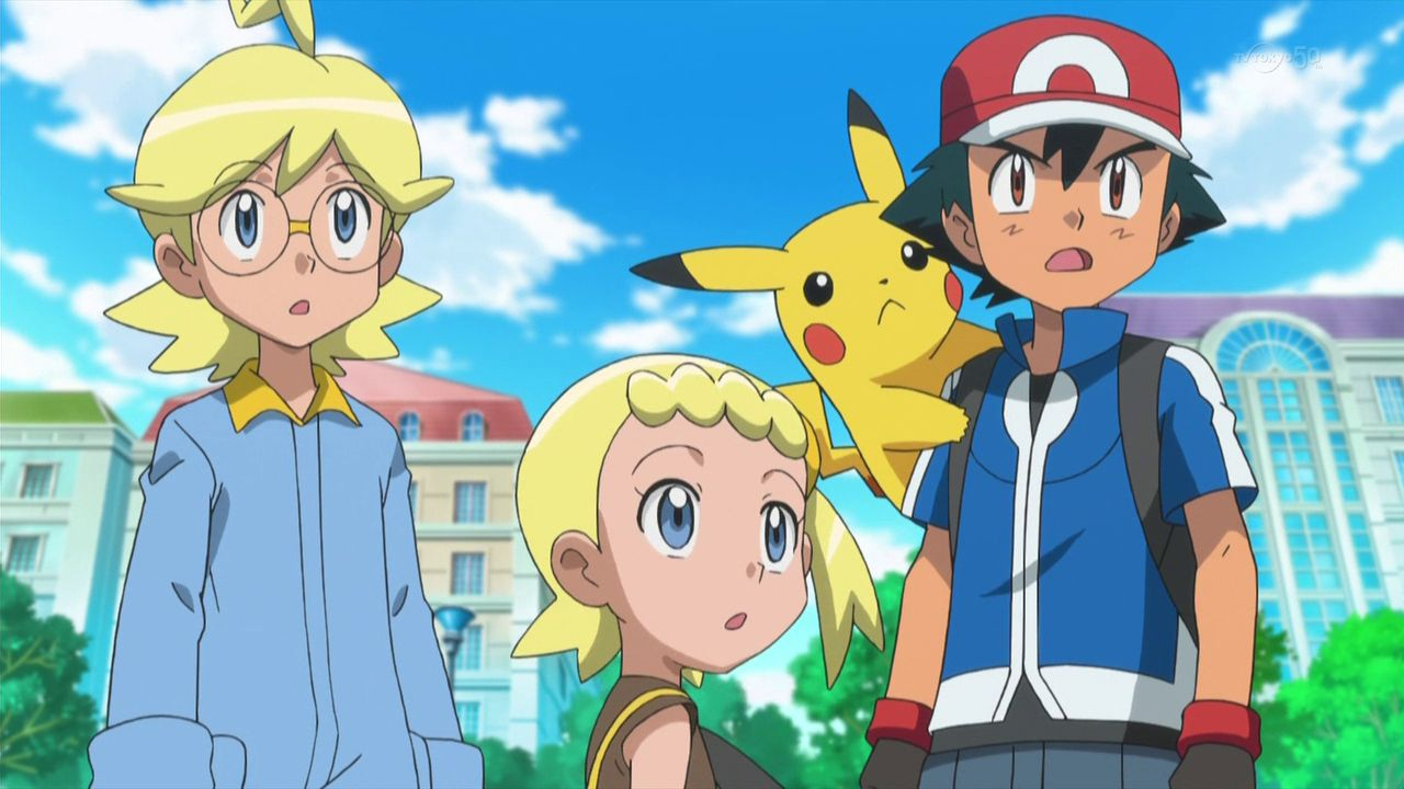 Pokemon And Y Anime Characters Names : Anime pokemon na disney xd pokeserwis pl