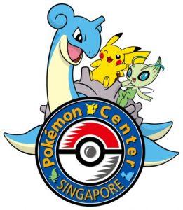 Centrum Pokémon Singapur logo