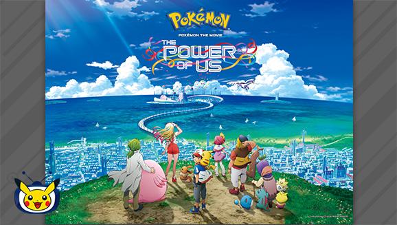 Film Pokémon 21 The Power of Us