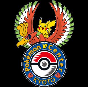 Logo Centrum Pokémon w Kioto