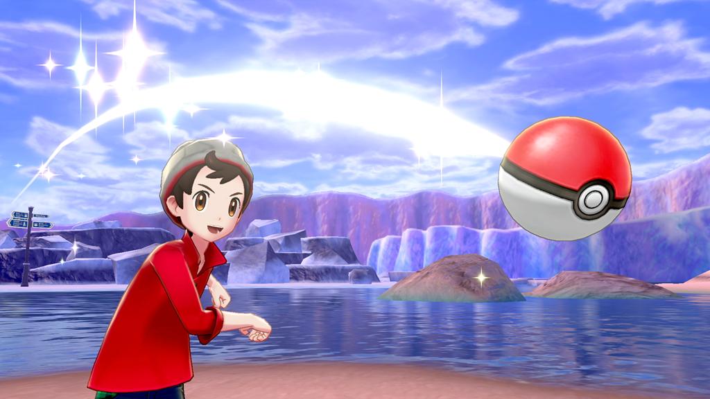 Pokémon Sword i Pokémon Shield krajobraz Galar3
