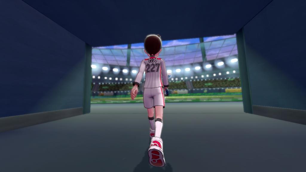 Pokémon Sword i Pokémon Shield stadion