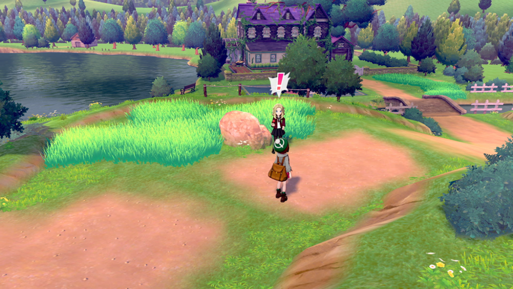 Pokémon Sword i Pokémon Shield walka trenerska