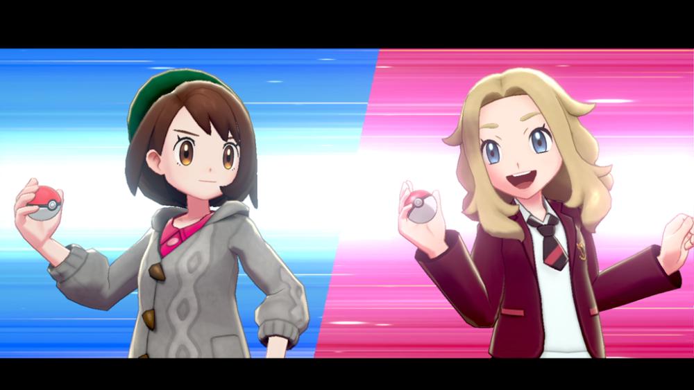 Pokémon Sword i Pokémon Shield walka trenerska2