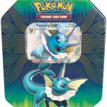 Pokémon TCG Elemental Power Tin Vaporeon