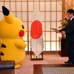 Pokémon i Hello Kitty maskotkami Expo 2025 3