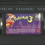 Pokemon 3 Zaklęcie Unown kaseta VHS