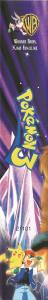 Pokemon 3 Zaklęcie Unown okładka bok