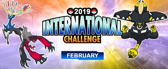 Turniej 2019 International Challenge February rozpoczęty