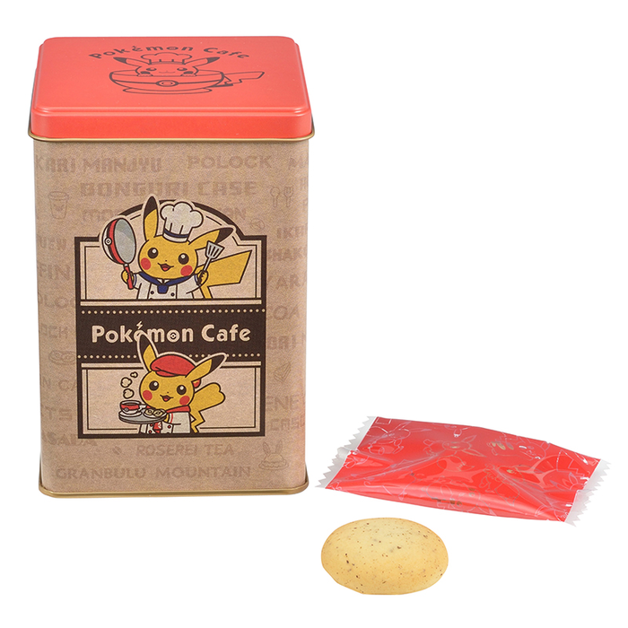 Centrum Pokémon Tokio DX i Pokémon Cafe - towar z okazji pierwszej rocznicy 2