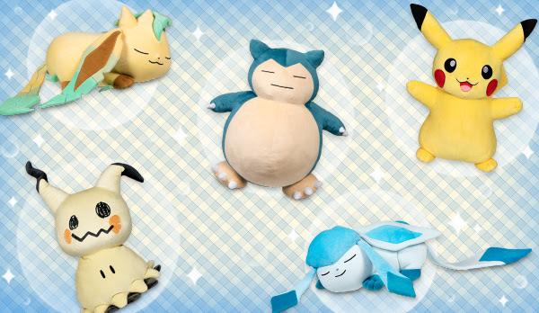 Centrum Pokémon USA nowości i informacje ze sklepu