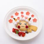 Cherry-Blossom-Afro-Pikachus-Marshmallow-Cake-桜アフロのピカチュウのマシュマロケーキ-1706-yen-1