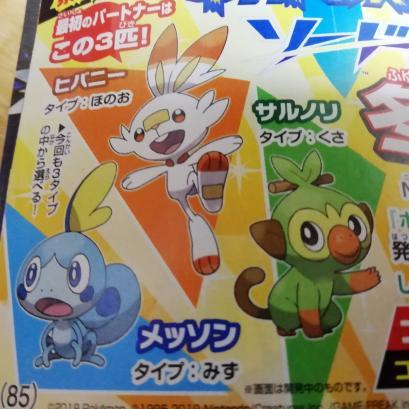 CoroCoro prezentacja Pokémon Sword i Pokémon Shield bez żadnych nowych informacji