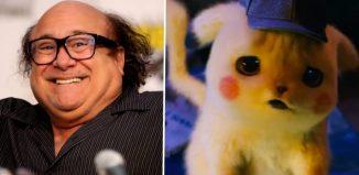 Danny DeVito mógł grać Detektywa Pikachu