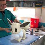 Dzięki Pokémon GO weterynarze zmienili lecznicę w Centrum Pokémon