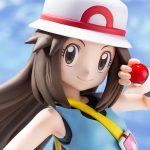 Figurka Leaf i Squirtle'a z Pokémon FireRedLeafGreen w Japonii