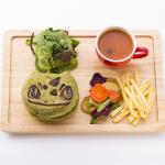 Fushigidanes-Vegetable-Burger-フシギダネのベジタブルバーガー-1490-yen