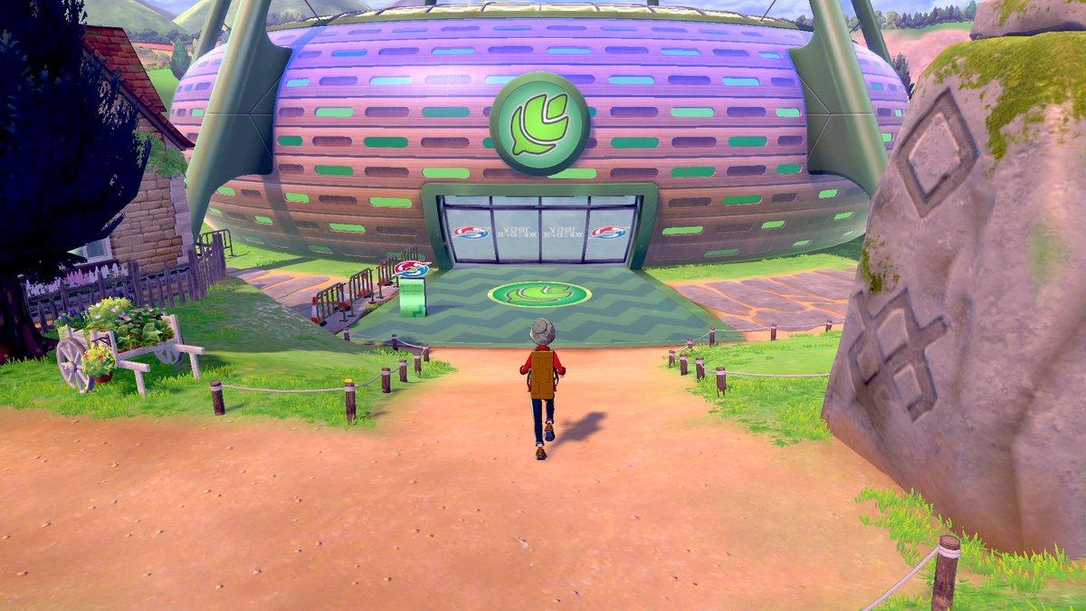 Mistrzowie Sal w Pokémon Sword i Pokémon Shield