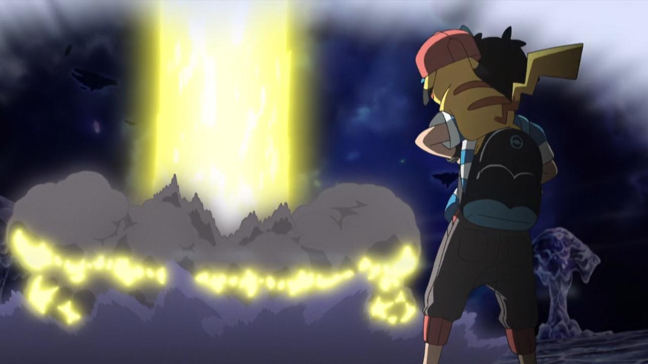 Pokémon Słońce i Księżyc - Ultra Przygody na Netfliksie w kwietniu