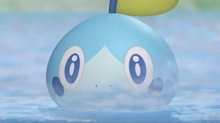 Pokémony-startery Galar rankingi popularności w Japonii i na świecie