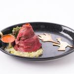 Roast-Beef-Volcano-Plate-with-Lizardon-リザードンとローストビーフ火山プレート-1598-yen
