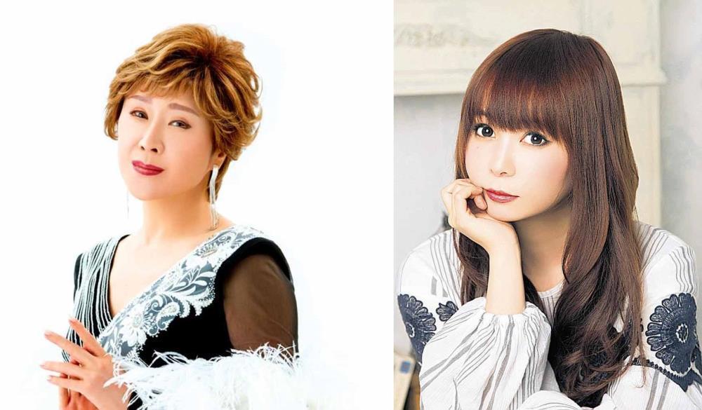 Sachiko Kobayashi i Shoko Nakagawa