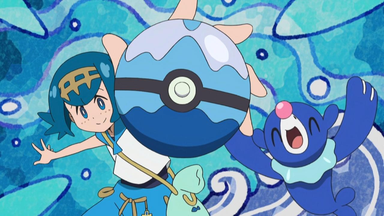 Pokémon Sun&Moon tytuł pierwszego majowego odcinka w Japonii