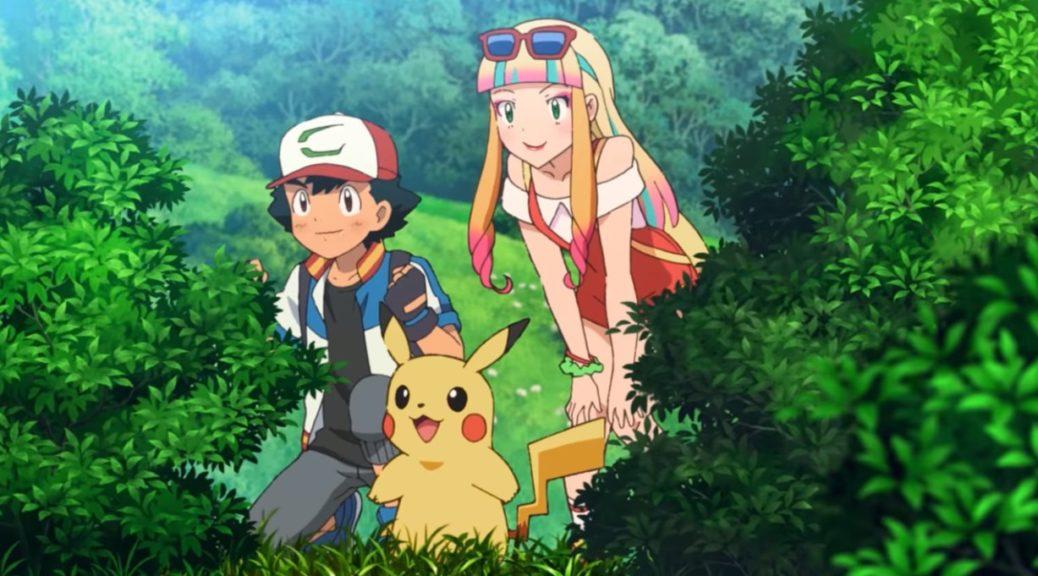 Kolejny film Pokémon w standardowej animacji!