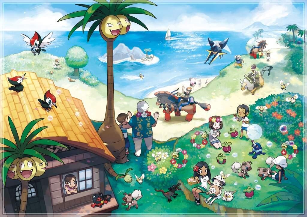 Liczba sprzedanych dotąd egzemplarzy gier Pokémon na Nintendo 3DS i Switch