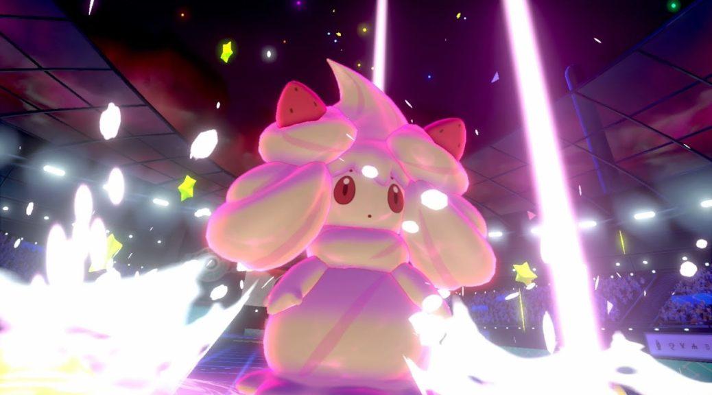 Nowy znak towarowy Pokémon w Japonii - Alcremie!