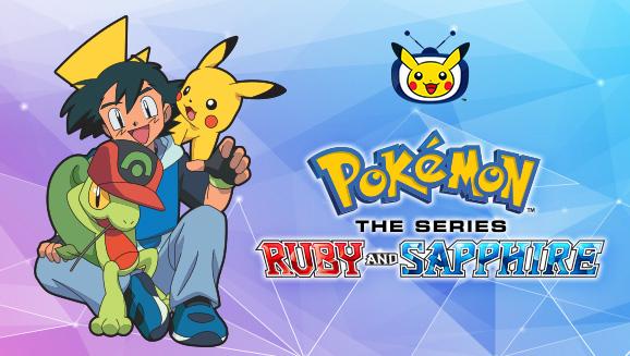 Pokémon Advanced w Pokémon TV niebawem