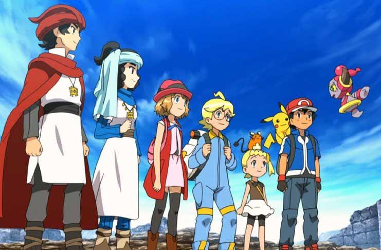 Pokémon Hoopa i starcie wszech czasów1