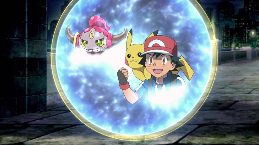 Pokémon Hoopa i starcie wszech czasów2