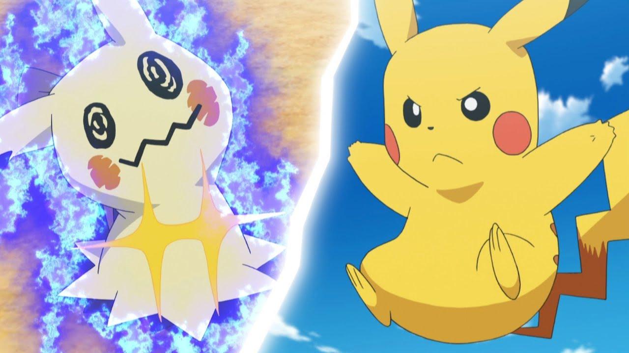 Pokémon Sun&Moon zapowiedź kolejnych odcinków w Japonii