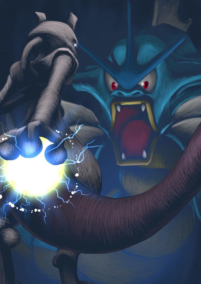 Rysownik mangi Pokémon promuje film Pokémon: Mewtwo Strikes Back EVOLUTION!