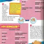 Wielka Księga Pokemon Krabby i Kingler