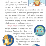Wielka Księga Pokemon Profesor Oak