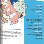 Wielka Księga Pokemon Slowbro