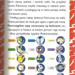 Wielka Księga Pokemon typy Pokemonów