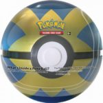 Pokémon TCG Poke Ball Fall Tin - Quick Ball